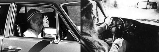 Osho driving