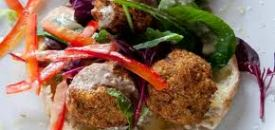 Falafel: The Recipe