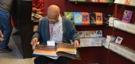 Osho at the 20th World Book Fair, Delhi