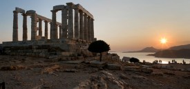 Serendipity in Greece