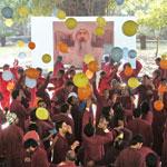 Meditate Celebrate at Oshodham