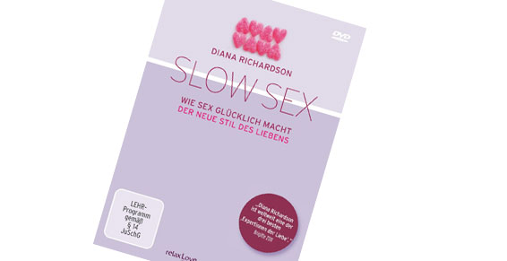 Slow Sex DVD