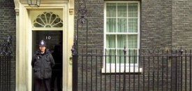 Downing Street Crisis about Love