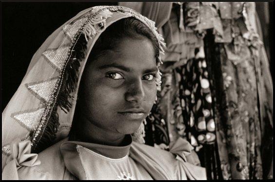 Ruklabai, Garasia Woman, Virampur
