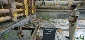 Bomb Blasts at Mahabodhi Temple in Bodh Gaya