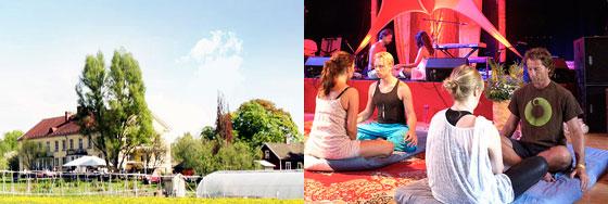 Angsbacka Festival in Sweden