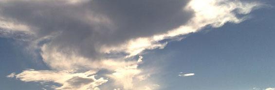 sky at Tropicana, Arillas, Corfu