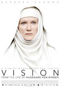 Vision, film by Margarethe von Trotta