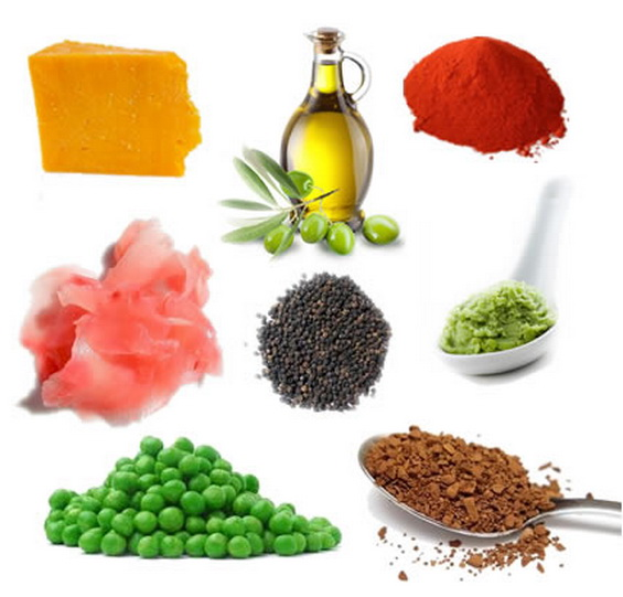 12 Adulterated Foods