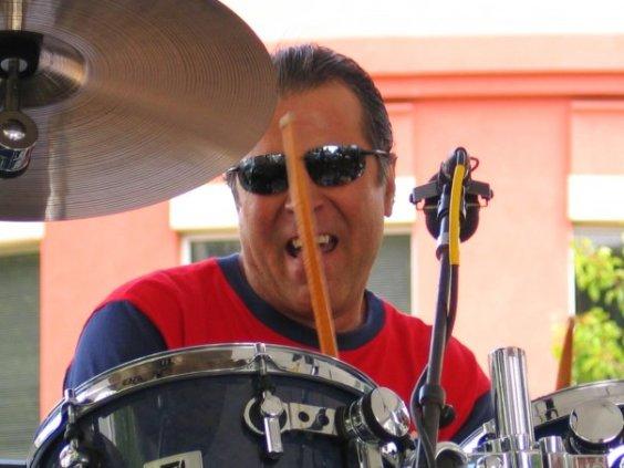 210 drumming open air 2008