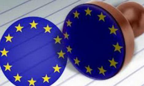 EU stamp