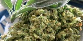 Sage and Watercress Pesto
