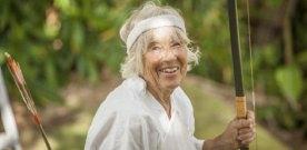 Meeting Sensei Bodhihanna<br /> A Modern-day Woman Warrior in the Art of Zen Archery