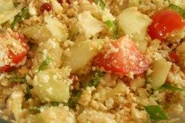 Moroccan Cauliflower Tabbouleh