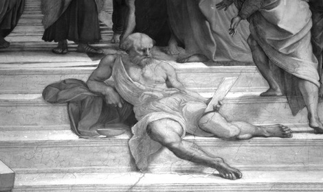 Diogenes the Cynic Feat.