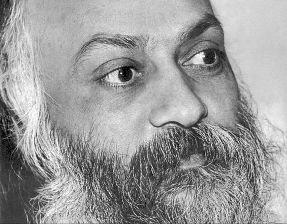 Osho Close-up