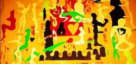 Celebration Dissolves Terror