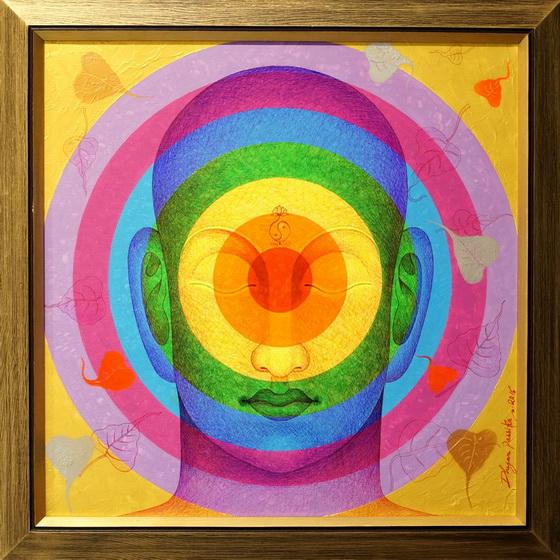 Buddha 3 by Passika