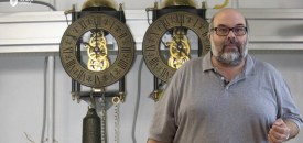 Scientists Figure Out Centuries Old Pendulum Clock Puzzle