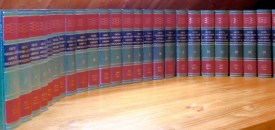 Big History in 25 Volumes, volumes 1 – 16