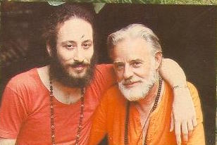 Krishna Bharti and Deva Amrito