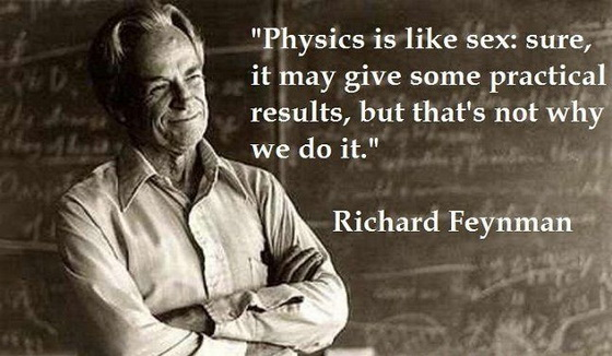 Richard Feynman Quote 2
