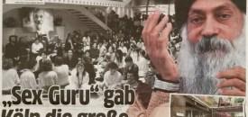 Sex Guru Gave the Large Bhagwan Disco to Cologne