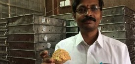 Tasting India's Coveted Holy Sweet