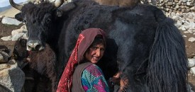 Afghan Tribe in Remote Villages
