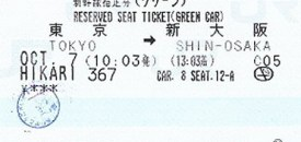 Buying Train Tickets