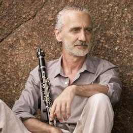 Shastro with clarinet