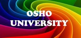 Next step: establish an Osho University