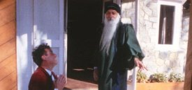 When A Real Lion Meets A Real Master – Caro Osho ti scrivo