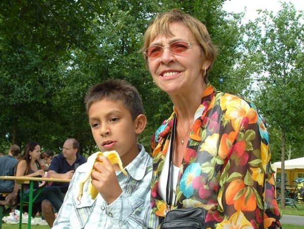 100 Indra-with-Dmitri-(grandchild)-9-years-old