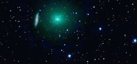 April Fools? No – this fuzzball comet is real!
