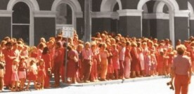 When the Rajneeshee sex cult turned Fremantle orange