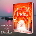The Road East to India by Devika Rosamund