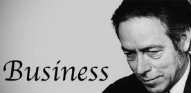 Alan Watts: Business
