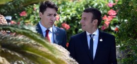 Smooth Operators: Macron and Trudeau show how Threes succeed