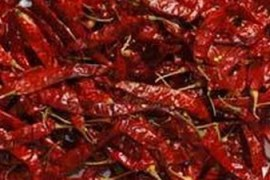 Dry chilli