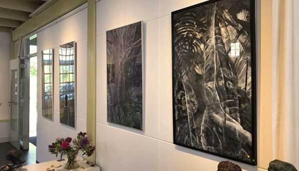 100 Amsterdam Exhibition