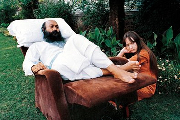 Osho recuperating and Vivek