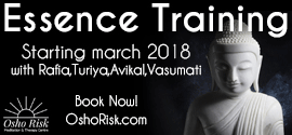 Essence Training with Rafia, Turiya, Avikal, Vasumati