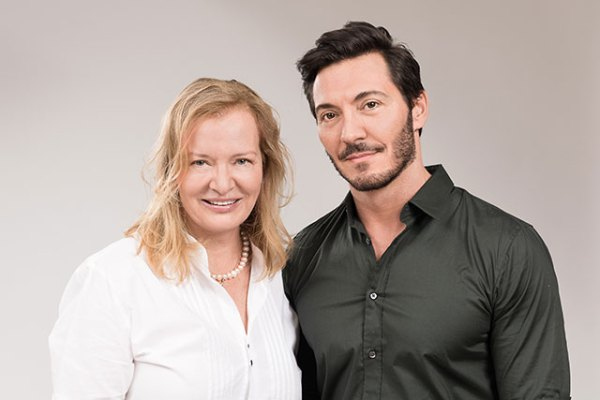 Bhadrena C. Tschumi and Kavi Gemin, founders of ICSB, International Institute for Craniosacral Balancing®