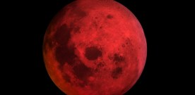 A super blue blood Moon on January 31, 2018