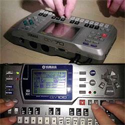 Yamaha QY70