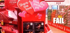 Companies keen to cash in on the season of love