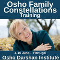 Family Constellation Training with Darshan in Portugal