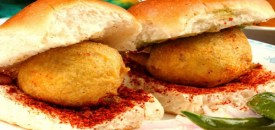 Vada pav: move over, McDonald's