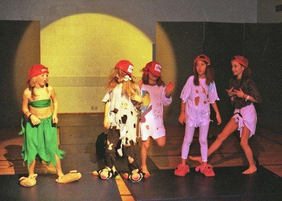 Theatre Skit